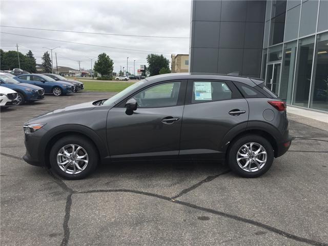 2019 Mazda CX-3 GS 6AT AWD  (Stk: T1904) in Woodstock - Image 2 of 21