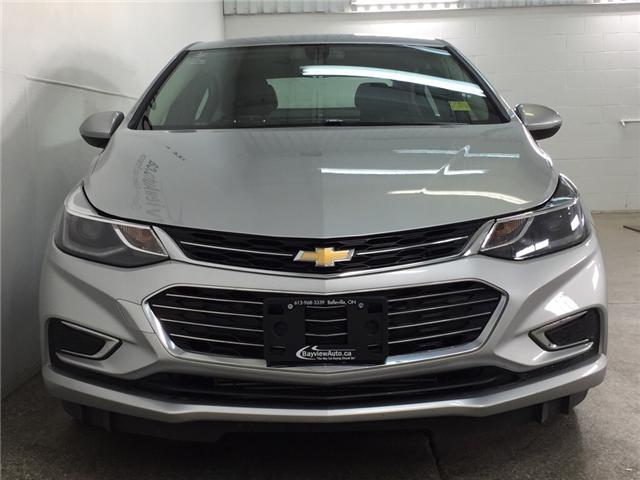 2018 Chevrolet Cruze Premier Auto (Stk: 32818EW) in Belleville - Image 4 of 24