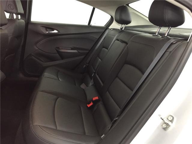 2018 Chevrolet Cruze Premier Auto (Stk: 32818EW) in Belleville - Image 10 of 24