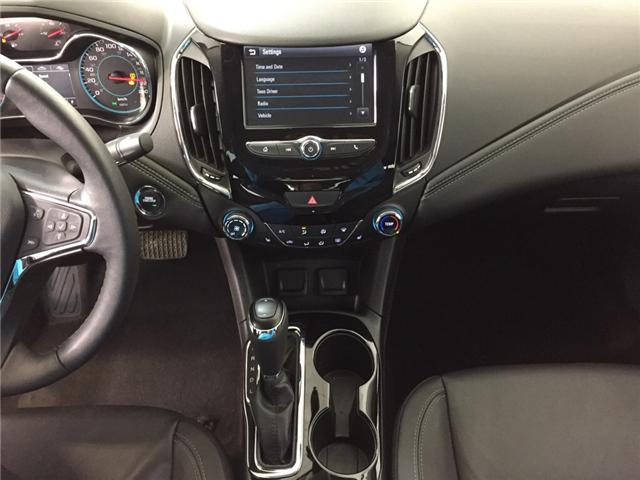 2018 Chevrolet Cruze Premier Auto (Stk: 32818EW) in Belleville - Image 8 of 24