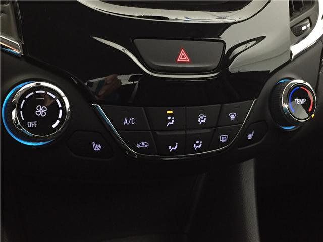 2018 Chevrolet Cruze Premier Auto (Stk: 32818EW) in Belleville - Image 17 of 24