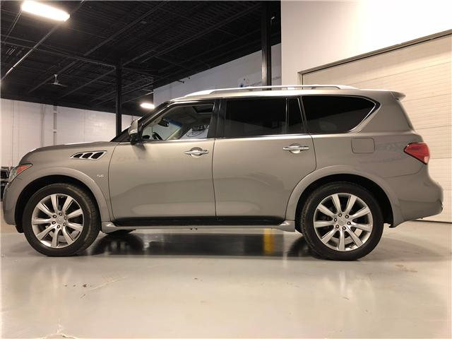 2014 Infiniti QX80  (Stk: B9496A) in Mississauga - Image 4 of 23