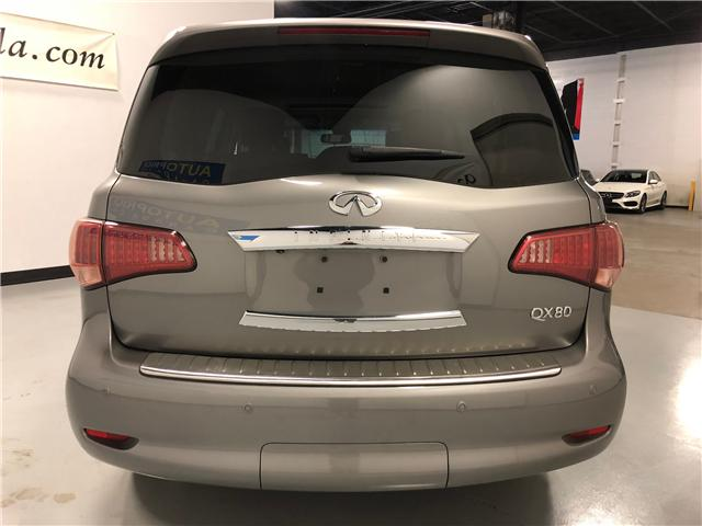 2014 Infiniti QX80  (Stk: B9496A) in Mississauga - Image 5 of 23