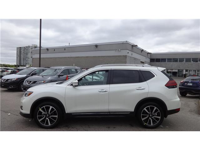 2018 Nissan Rogue SL (Stk: U12146) in Scarborough - Image 2 of 23