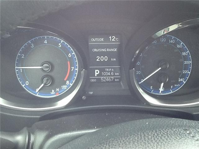 2015 Toyota Corolla S (Stk: ) in Owen Sound - Image 3 of 5