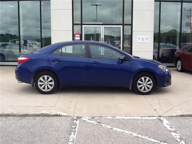 2015 Toyota Corolla S (Stk: ) in Owen Sound - Image 1 of 5