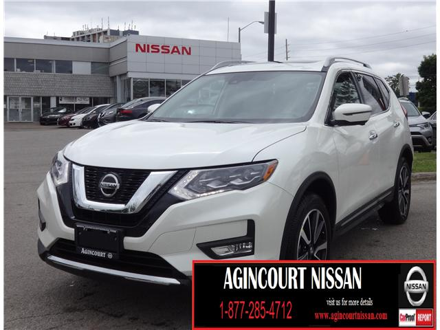 2018 Nissan Rogue SL (Stk: U12146) in Scarborough - Image 1 of 23