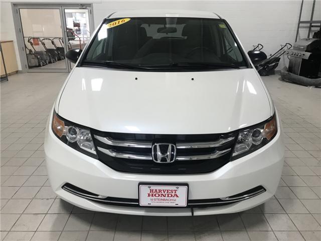 2016 Honda Odyssey LX (Stk: H1564) in Steinbach - Image 2 of 10