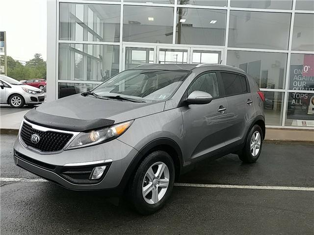 2015 Kia Sportage LX (Stk: u0261) in New Minas - Image 1 of 18