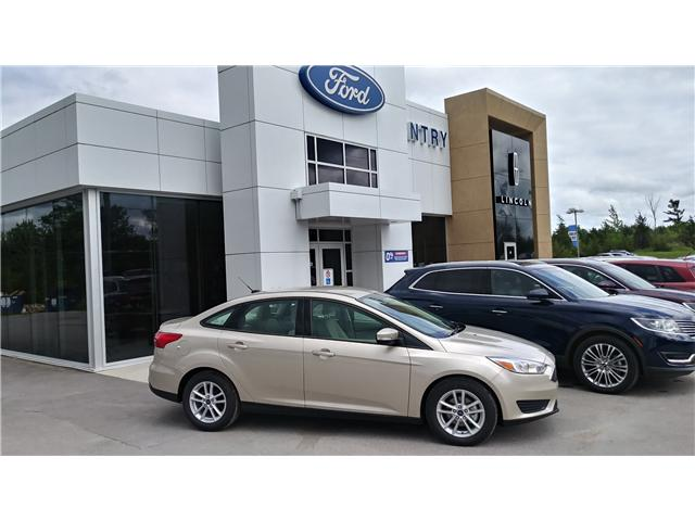 2018 Ford Focus SE (Stk: FO1021) in Bobcaygeon - Image 1 of 23