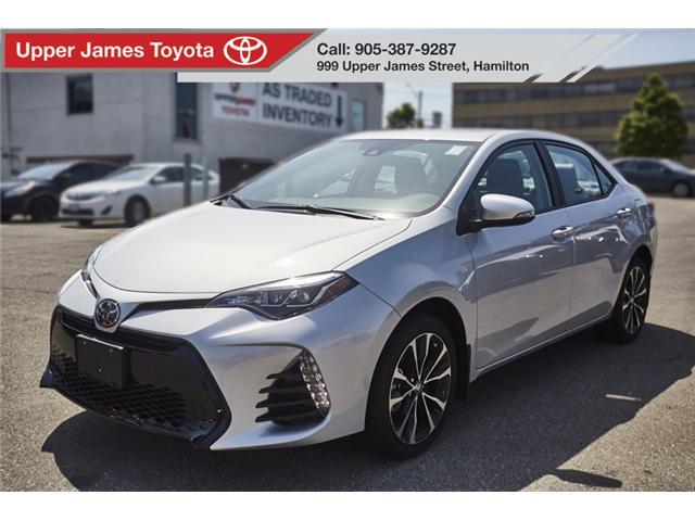 2019 Toyota Corolla SE (Stk: 190004) in Hamilton - Image 1 of 18