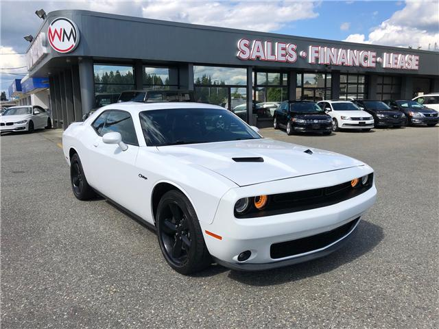 2015 Dodge Challenger SXT Plus or R/T (Stk: 15-843035) in Abbotsford - Image 1 of 15