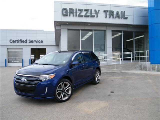 2013 Ford Edge Sport (Stk: 48619) in Barrhead - Image 1 of 24