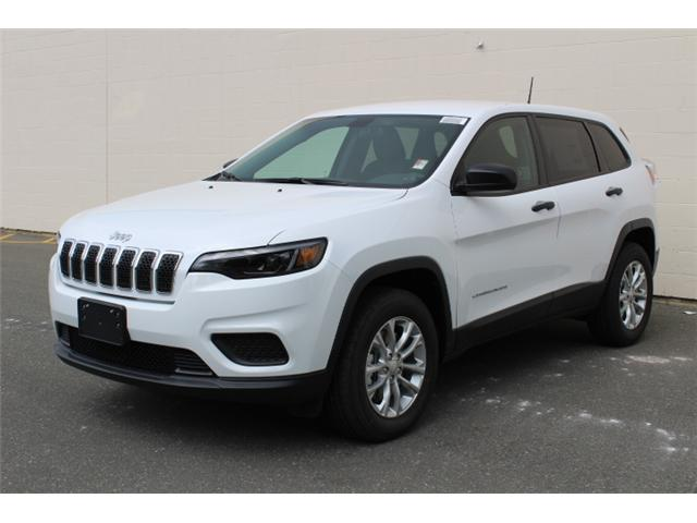 2019 Jeep Cherokee Sport (Stk: D187868) in Courtenay - Image 2 of 30