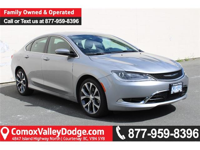2016 Chrysler 200 C (Stk: N194619A) in Courtenay - Image 1 of 28