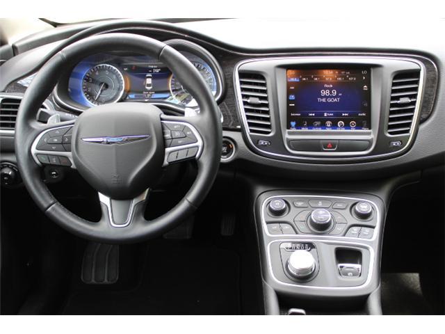 2016 Chrysler 200 C (Stk: N194619A) in Courtenay - Image 12 of 28