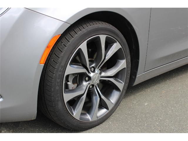 2016 Chrysler 200 C (Stk: N194619A) in Courtenay - Image 19 of 28