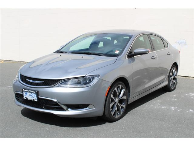 2016 Chrysler 200 C (Stk: N194619A) in Courtenay - Image 2 of 28