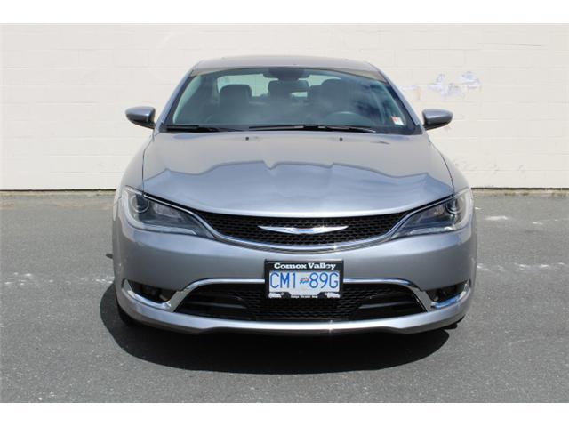 2016 Chrysler 200 C (Stk: N194619A) in Courtenay - Image 23 of 28