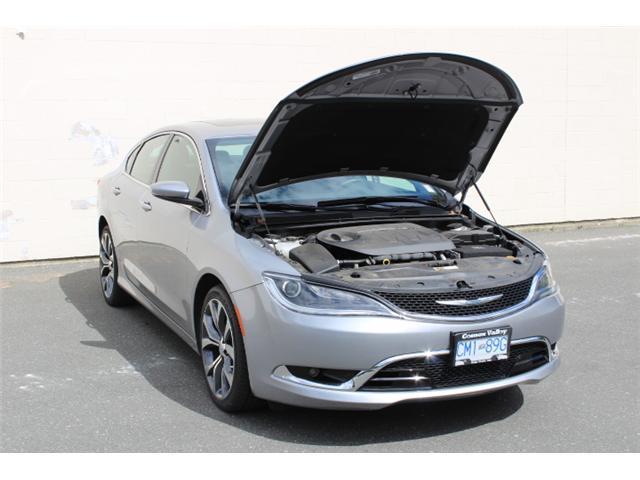 2016 Chrysler 200 C (Stk: N194619A) in Courtenay - Image 27 of 28