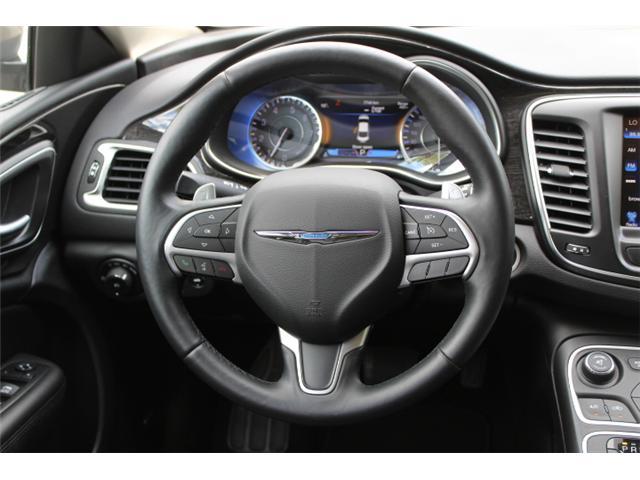 2016 Chrysler 200 C (Stk: N194619A) in Courtenay - Image 7 of 28