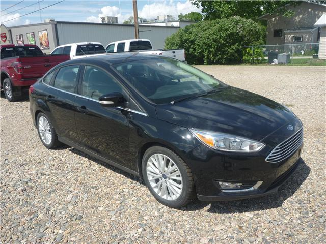 2016 Ford Focus Titanium (Stk: 7260A) in Wilkie - Image 1 of 21