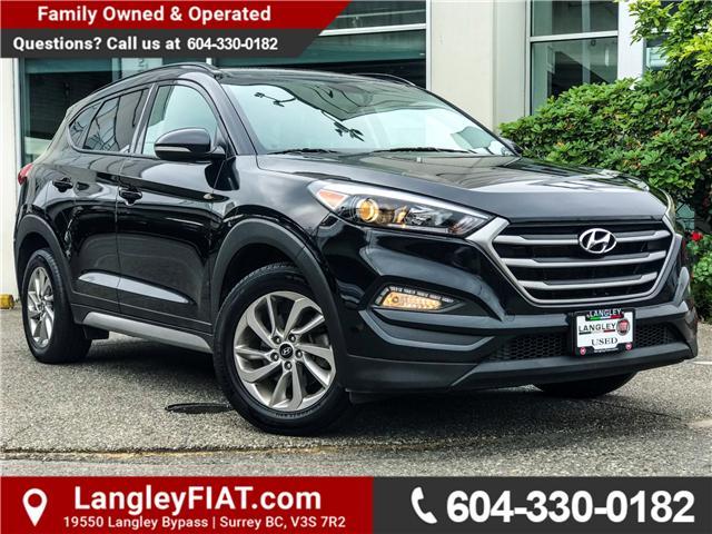 2017 Hyundai Tucson Premium (Stk: LF007120) in Surrey - Image 1 of 30