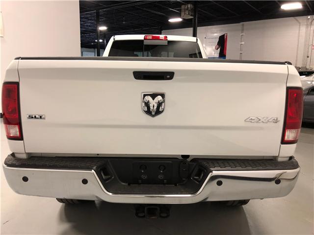 2018 RAM 3500 Chassis Cab 4491 kg (9900 lb) GVWR ST/SLT (Stk: D9509) in Mississauga - Image 5 of 24
