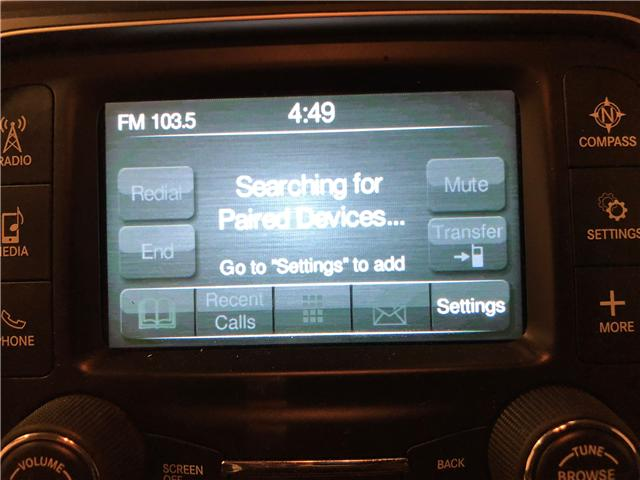 2018 RAM 3500 Chassis Cab 4491 kg (9900 lb) GVWR ST/SLT (Stk: D9509) in Mississauga - Image 13 of 24