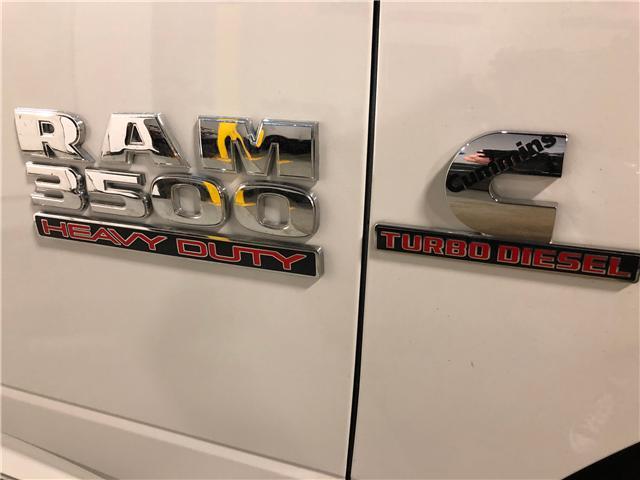 2018 RAM 3500 Chassis Cab 4491 kg (9900 lb) GVWR ST/SLT (Stk: D9509) in Mississauga - Image 22 of 24