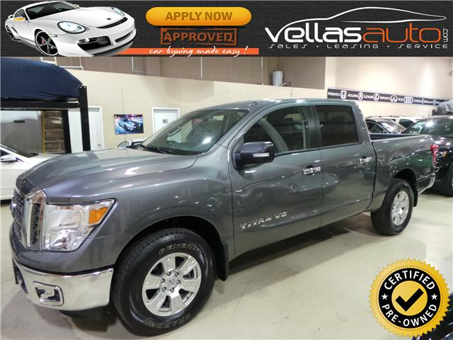 2018 Nissan Titan  (Stk: NP5515) in Vaughan - Image 1 of 29