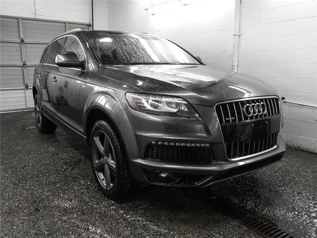 2015 Audi Q7 3.0 TDI Vorsprung Edition (Stk: 87-97211) in Burnaby - Image 2 of 27