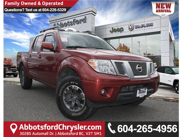 2016 Nissan Frontier PRO-4X (Stk: H558227A) in Abbotsford - Image 1 of 27