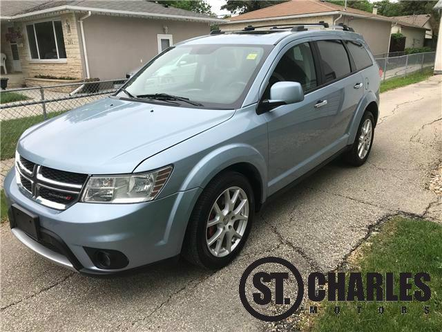 2013 Dodge Journey R/T (Stk: 1) in Winnipeg - Image 1 of 6