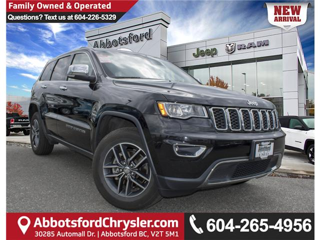 2018 Jeep Grand Cherokee Limited (Stk: AB0735) in Abbotsford - Image 1 of 27