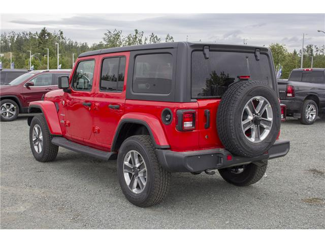 2018 Jeep Wrangler Unlimited Sahara (Stk: J153696) in Abbotsford - Image 5 of 26
