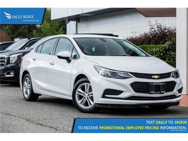 2017 Chevrolet Cruze LT Auto (Stk: 178897) in Coquitlam - Image 1 of 20