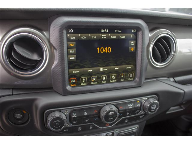 2018 Jeep Wrangler Unlimited Sahara (Stk: J153696) in Abbotsford - Image 22 of 26