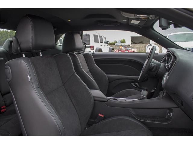 2018 Dodge Challenger SXT (Stk: J251250) in Abbotsford - Image 17 of 25