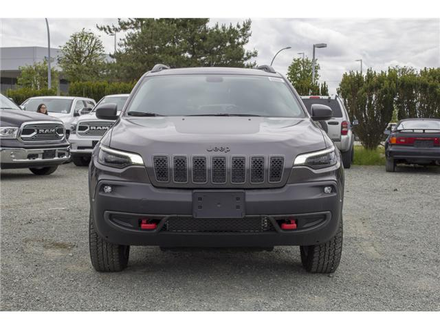 2019 Jeep Cherokee Trailhawk (Stk: K183619) in Abbotsford - Image 2 of 25
