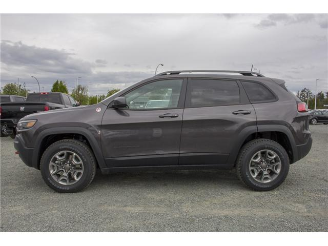 2019 Jeep Cherokee Trailhawk (Stk: K183619) in Abbotsford - Image 4 of 25