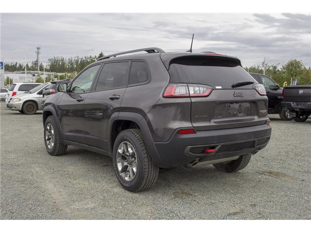 2019 Jeep Cherokee Trailhawk (Stk: K183619) in Abbotsford - Image 5 of 25