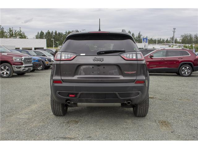 2019 Jeep Cherokee Trailhawk (Stk: K183619) in Abbotsford - Image 6 of 25