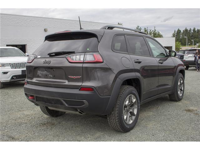 2019 Jeep Cherokee Trailhawk (Stk: K183619) in Abbotsford - Image 7 of 25
