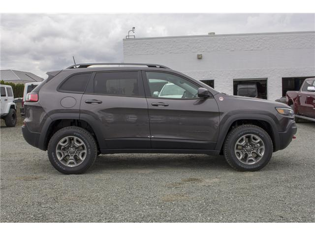 2019 Jeep Cherokee Trailhawk (Stk: K183619) in Abbotsford - Image 8 of 25