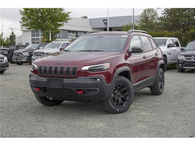 2019 Jeep Cherokee Trailhawk (Stk: K183620) in Abbotsford - Image 3 of 23