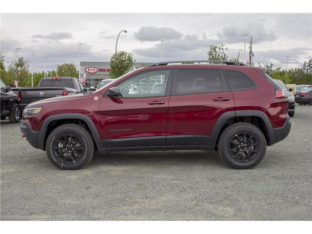 2019 Jeep Cherokee Trailhawk (Stk: K183620) in Abbotsford - Image 4 of 23
