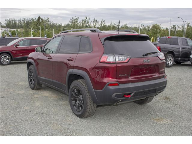 2019 Jeep Cherokee Trailhawk (Stk: K183620) in Abbotsford - Image 5 of 23