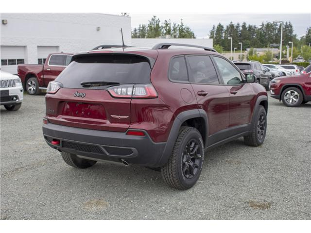 2019 Jeep Cherokee Trailhawk (Stk: K183620) in Abbotsford - Image 7 of 23