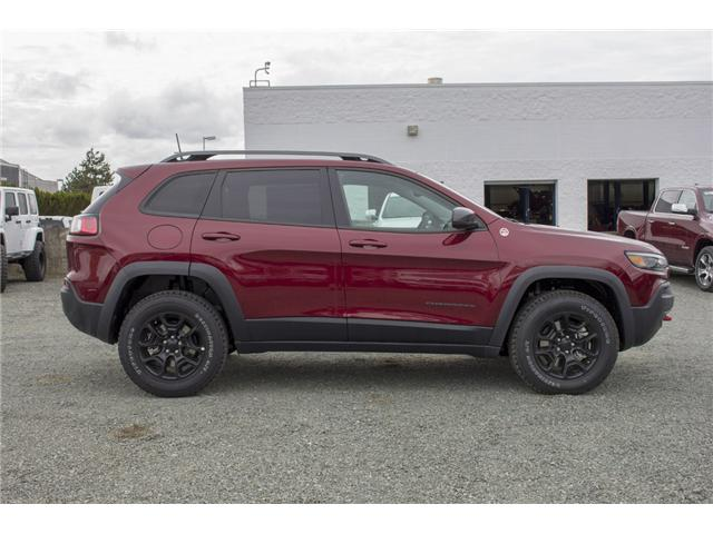 2019 Jeep Cherokee Trailhawk (Stk: K183620) in Abbotsford - Image 8 of 23